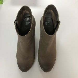 BP Taupe Booties